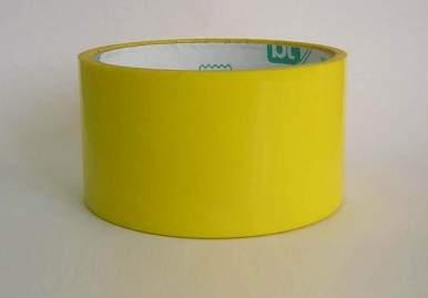 Желтый скотч